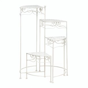 Oxalide Multi-Tiered Triangular Plant Stand by Lark Manor