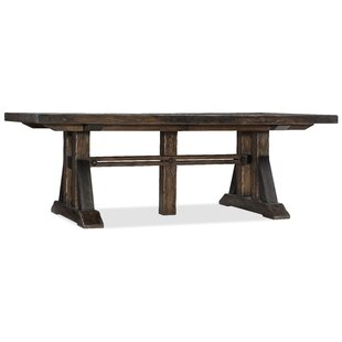 Best Choices Roslyn County Trestle Dining Table By Hooker Furniture