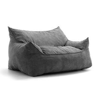 Big Joe Imperial Bean Bag Sofa By Comfort Research