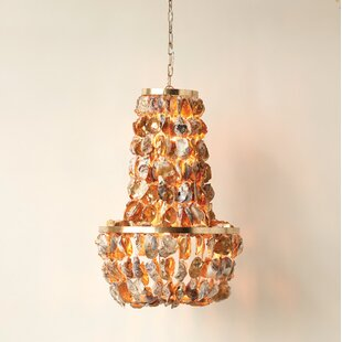 shell porch delights dixie projects thumb chandelier oyster