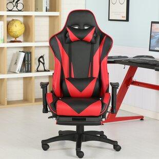 Brage Living Gaming Chair by Latitude Run