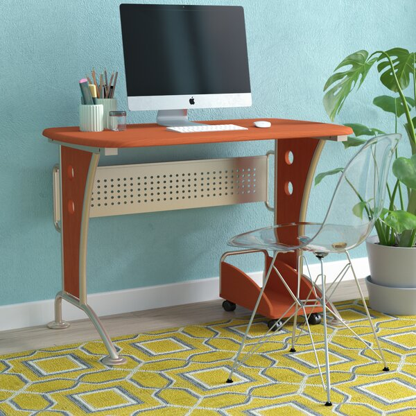 Zipcode Design Leann Space Saver Computer Desk U0026 Reviews | Wayfair