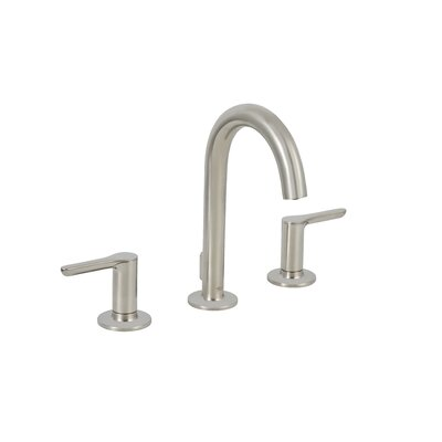 Avanity Positano Widespread Bathroom Faucet with Drain Assembly ...
