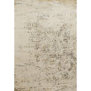 Devay Yellow Area Rug