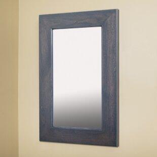 14 x 24 Recessed Framed Medicine Cabinet Adjustable Shelves ByConcealed Cabinet