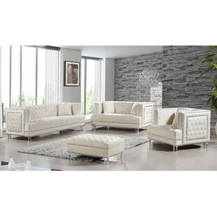 Jane Configurable Living Room Set by Everly Quinn