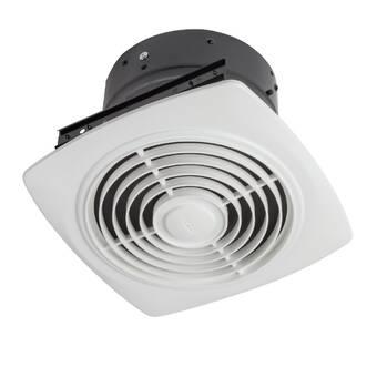 Broan Ultra Pro 110 Cfm Energy Star Bathroom Fan Reviews Wayfair
