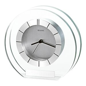 Accolade Table Clock