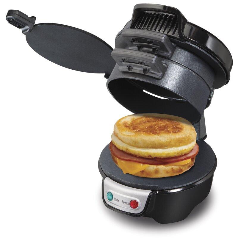 Hamilton Beach Breakfast Electric Sandwich Makers