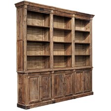Old Fir Grand 96 Oversized Set Bookcase by Furniture Classics LTD