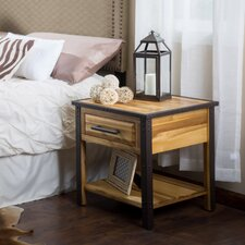 Kellan 1 Drawer Nightstand by Williston Forge