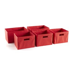 Coupon Essentials 5 Piece Storage Bin Set By Guidecraft