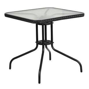 Buy luxury Melrose Bistro Table By Charlton Home