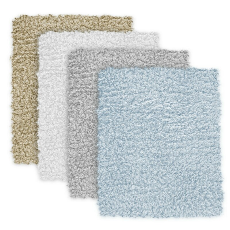 Ebern Designs Earlscourt Waterproof Memory Foam Bath Rug Reviews