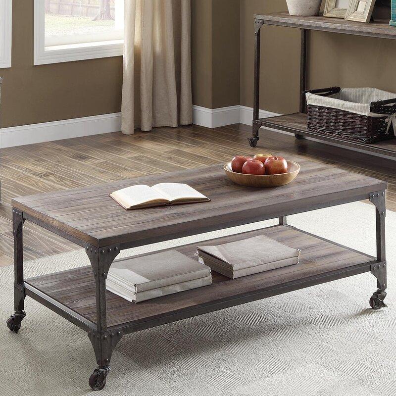 Gorden Coffee Table Set
