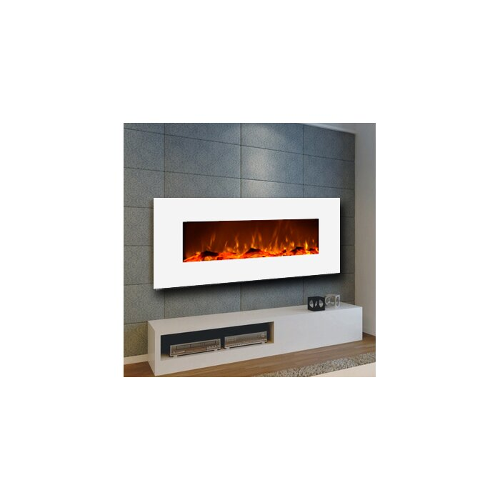 best fireplace contemporary modern updated mount touchstone reviews built wall the mounted ideas flush in list recessed heater with electric floating sideline bedroom