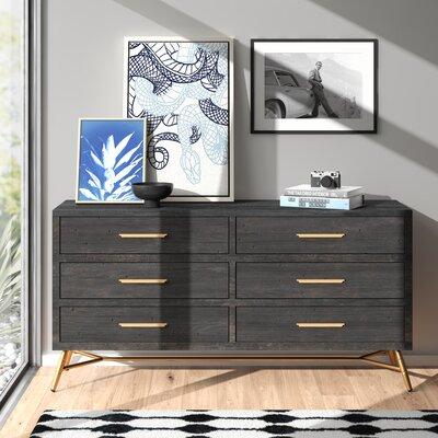 Allmoderncatalina 6 Drawer Double Dresser Dailymail