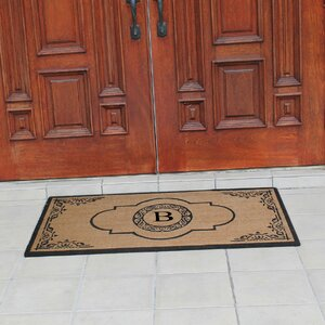 Abbot Bridge Monogrammed Doormat