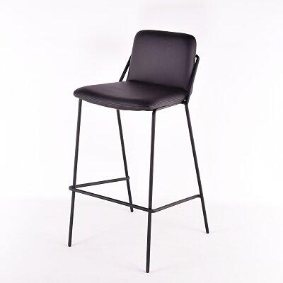 Strange Sling Bar Counter Stool Bralicious Painted Fabric Chair Ideas Braliciousco