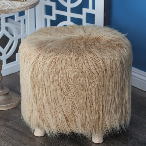 Admirable Small Round Wood Stool Wayfair Ibusinesslaw Wood Chair Design Ideas Ibusinesslaworg