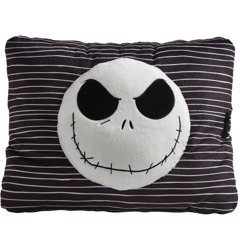 disney nightmare before christmas jack skellington indoor throw pillow - Nightmare Before Christmas Furniture
