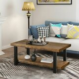 Galina Coffee Table with Storage by Millwood Pines