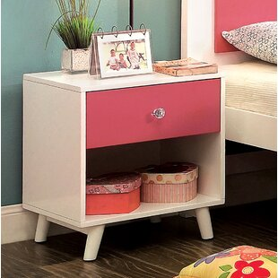 Sea Dog 1 Drawer Nightstand By Red Barrel Studio