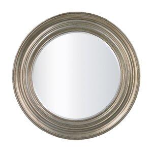 franklin round wall mirror