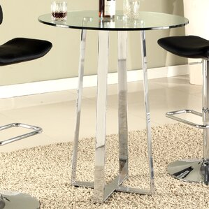 Chambers Counter Height Pub Table Set by Chintaly Imports