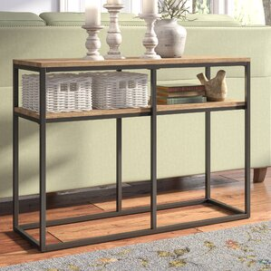 Forteau Console Table by L..