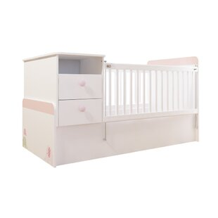 Price Check Baywood Baby Crib and Changer Combo By Harriet Bee