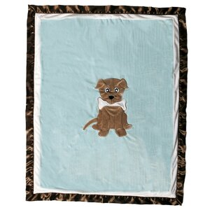Ferndown Puppy Medium Quilt