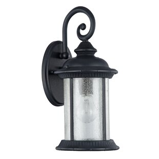 Inexpensive Foxworth 1-Light Armed Sconce By Charlton Home