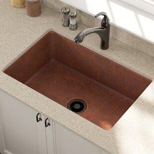 Undermount Copper Sink | Wayfair