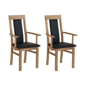2-tlg. Polsterstuhl-Set von Henke Möbel