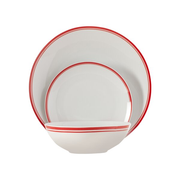 red corelle dishes | wayfair.ca