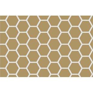 Read Reviews Honeycomb Fitted Crib Sheet BySheetworld