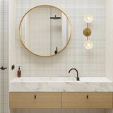 Lafon Modern & Contemporary Wall Mounted Bathroom/Vanity Mirror by Latitude Run