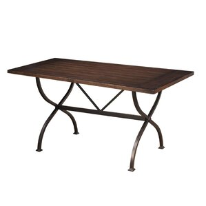 Royalton Rectangle Counter Height Dining Table by Red Barrel Studio