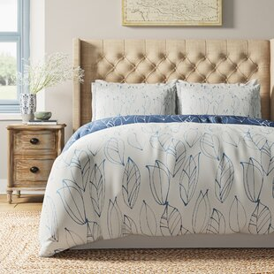 Beautiful Duvet Reversible same on both sides Blue /& White large flowers 104 x92 app King size Blanket cover All cotton closes with buttons