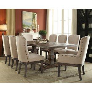 millie 9 piece dining set. beautiful ideas. Home Design Ideas