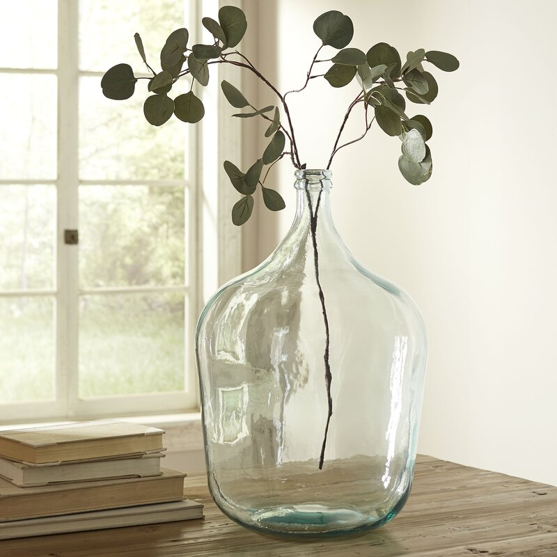 Krista Recycled Glass Vase