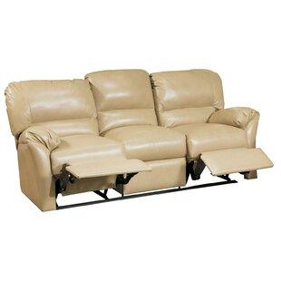 Mandalay Leather Reclining Sofa