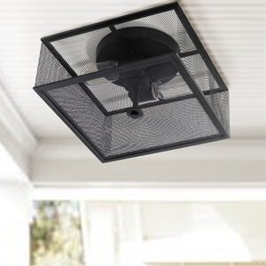 Ava 2-Light Flush Mount