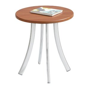 Decori??? Wood End Table by Safco Products Company
