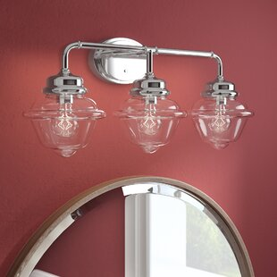 Great deal Mcmurry 3-Light Vanity Light By Mercury Row