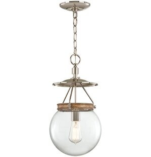 Purchase Mabie 1-Light Pendant By Union Rustic