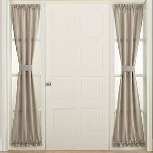 Sidelight Curtains | Wayfair
