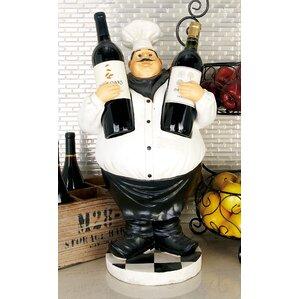 2 Bottle Tabletop Wine Rack by Cole & Grey