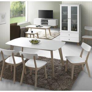 Essgruppe Oslo mit 6 Stühlen von Poldimar